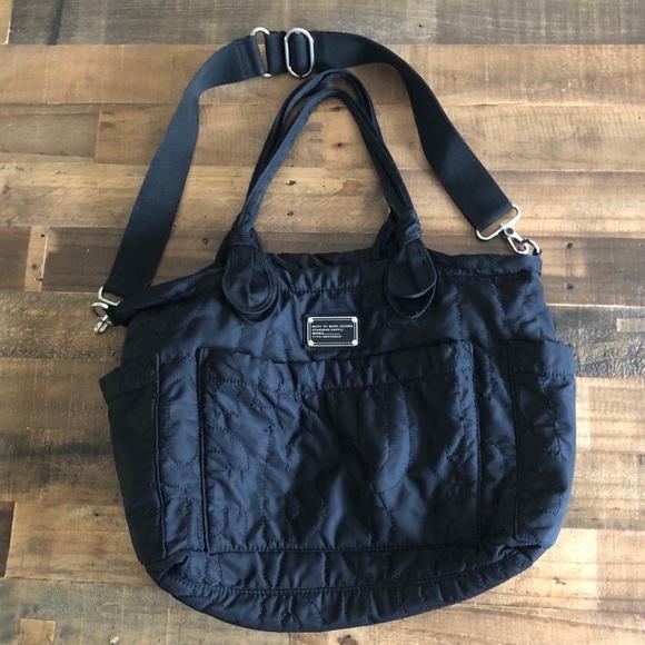 ac9ca620fa25 Marc Jacobs Eliza Baby Diaper Bag- firm. M 5b800e3a477368573b608f7f